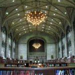 FRESHMAN ORIENTATION: THE LIBRARY